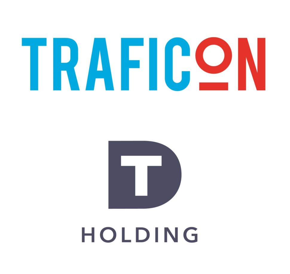 Traficon logo aDT holding